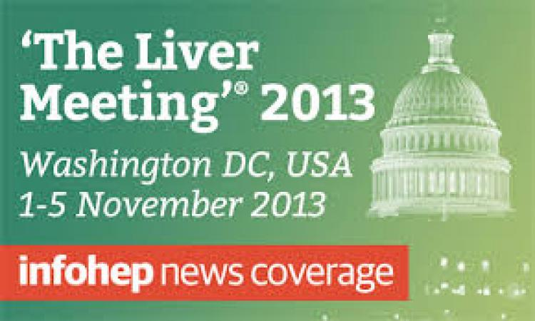 The Liver Meeting 2013, Washington DC , USA